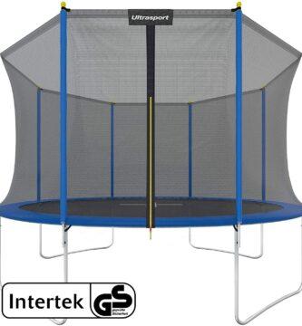 reseña de cama elástica ultrasport jumper
